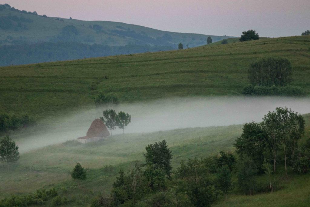 замок дракулы в трансильвании
