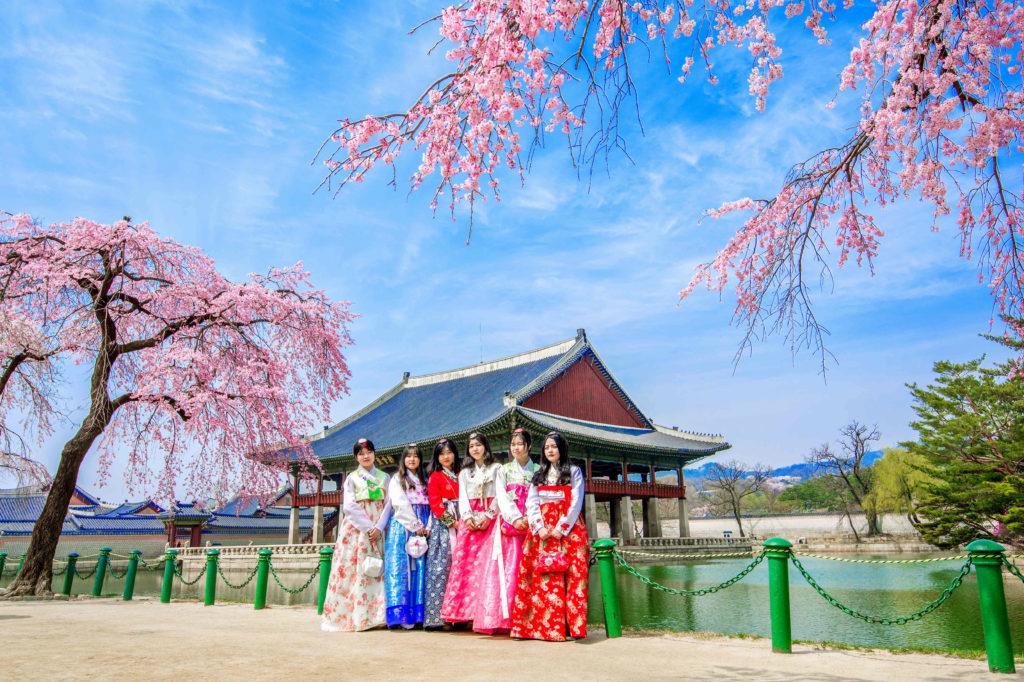 Путешествия в южную корею